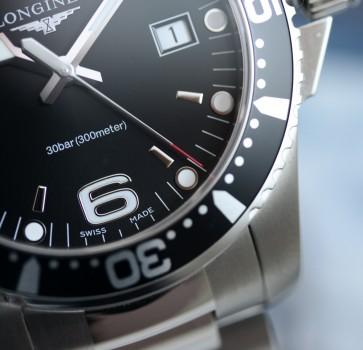 Longines HydroConquest 39 ref. L3.640.4.56.6