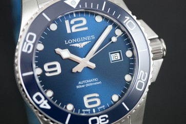 Longines Hydroconquest 43 Automatic ref. L3.782.4.96.6