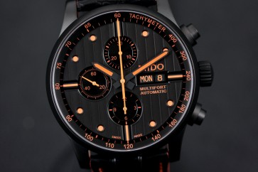 Mido Multifort Chronograph Special Edition ref. M0056143605122