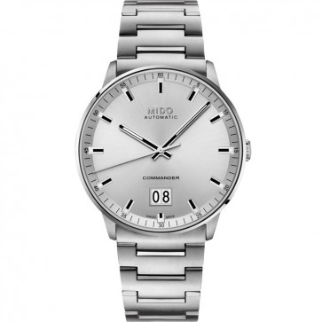 Mido Commander Big Date ref. M0216261103100