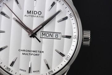 Mido Multifort Chonometer Day Date ref. M0384311603100