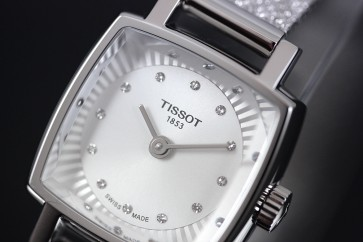 Tissot T-Lady Lovely Square Quartz Lady ref. T0581091103600