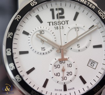 Tissot Quickster Chronograph ref. T0954171703710