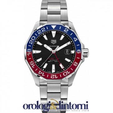 TAG Heuer Aquaracer GMT Calibre 7 ref. WAY201F.BA0927