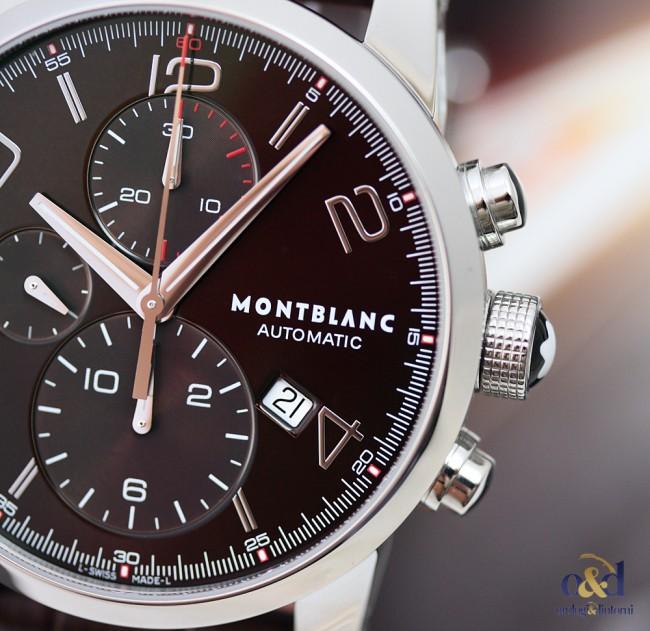 a79d23fc617 Montblanc Timewalker Chronograph ref. 106503 - Orologi Dintorni