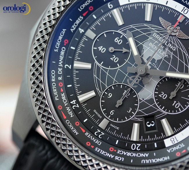 Breitling for Bentley B05 Unitime Midnight Carbon Limited ref.  MB0521V4 BE46 265S · Zoom a8d273894b6