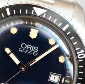 Oris Divers Sixty-Five 42 ref. 01 733 7720 4055-07 8 21 18