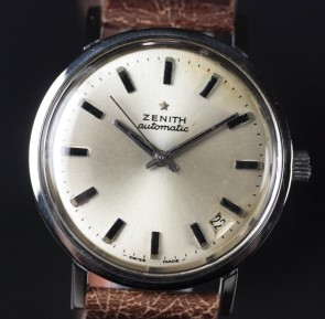 ca. 1970 Zenith Stellina Automatic ref. 06.3D535