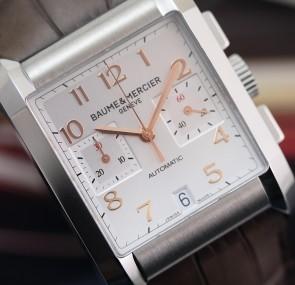 Baume & Mercier Hampton Chronograph ref. 10029