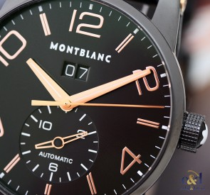 Montblanc Timewalker Dual Time GMT ref. 106066