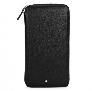 Montblanc Meisterstuck Soft Grain 13CC Travel Wallet ref. 111123