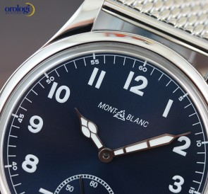 Montblanc 1858 Manual Small Second ref. 114958
