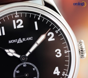 Montblanc 1858 Automatic Small Second ref. 115073