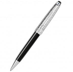 Montblanc Meisterstück UNICEF Doue Platinum Classique Ballpoint Pen ref. 116081