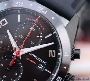 Montblanc TimeWalker Chronograph UTC ref. 116101