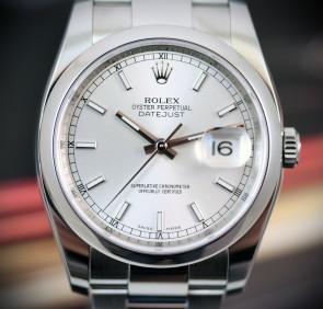 2017 Rolex Datejust ref. 116200