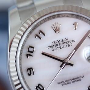 2007 Rolex Datejust ref. 116234