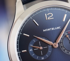 Montblanc Heritage Chronometrie Twincounter Date ref. 116244