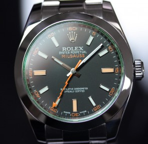 2014 Rolex Milgauss ref. 116400GV