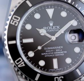 2011 Rolex Submariner ref. 116610LN