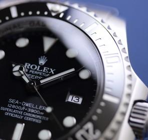 2010 Rolex Sea-Dweller Deepsea MK1 ref. 116660