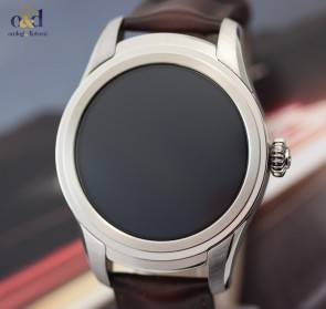 Montblanc Summit Smartwatch Brown Sfumato ref. 117535