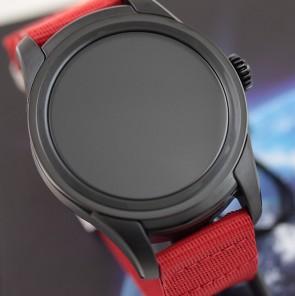 Montblanc Summit Smartwatch Black Steel ref. 117541