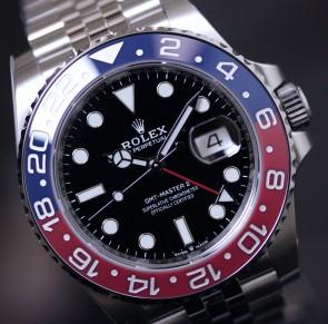 Rolex GMT-Master II ref. 126710BLRO