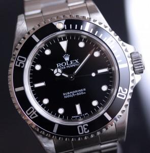1997 Rolex Submariner No-Date ref. 14060