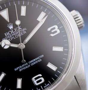 1999 Rolex Explorer ref. 14270