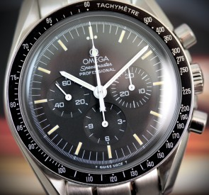 1997 Omega Speedmaster Professional Moonwatch ref. 3570.50