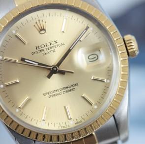 1988 Rolex Date ref. 15053