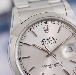 2001 Rolex Datejust 36mm ref. 16200