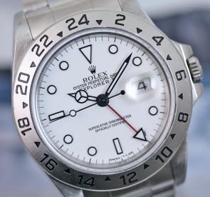 1994 Rolex Explorer II Polar ref. 16570