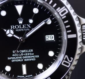 2005 Rolex Sea-Dweller ref. 16600