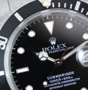 1996 Rolex Submariner Date ref. 16610