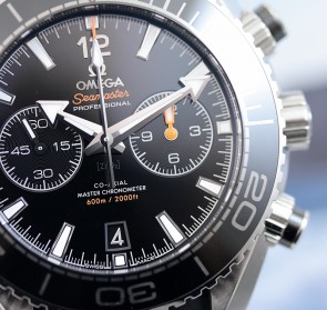 Omega Seamaster Planet Ocean 600M Co-Axial ref. 21533465101001