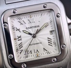 2008 Cartier Santos Galbee ref. 2319