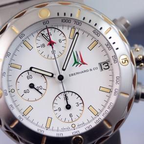 1992 Eberhard & Co. Chronomaster Frecce Tricolori ref. 32020