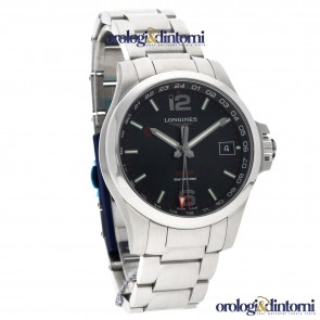 Longines Conquest V.H.P. GMT ref. L3.718.4.56.6