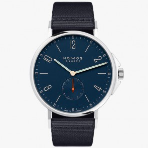 NOMOS Glashütte Ahoi Atlantic Blue 40 Automatic ref. 552