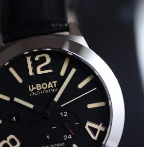 U-Boat Classico Stratos 45 BK ref. 9006