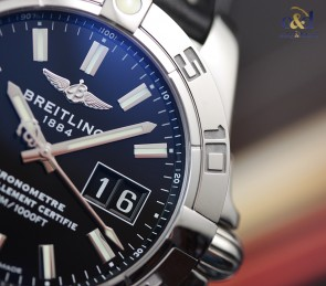 Breitling Galactic 41 Automatic ref. A49350L2/BE58/428X