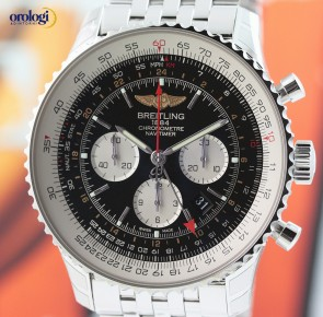 Breitling Navitimer GMT 48mm ref. AB044121/BD24/443A
