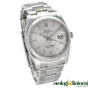 Pre-Owned Watch Rolex Oyster Perpetual Date 34 ref. 115200