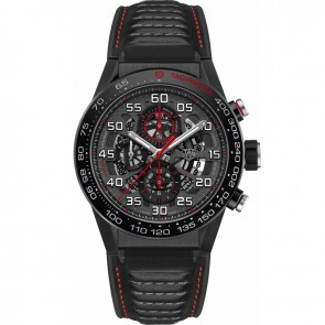 TAG Heuer Carrera Heuer 01 Chronograph 45 ref. CAR2A1H.FT6101