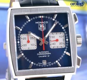 TAG Heuer Monaco Calibre 12 ref. CAW2111.FC6183