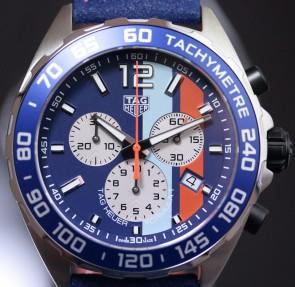 TAG Heuer Formula 1 Chrono Gulf Edition ref. CAZ101N.FC8243