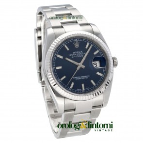 Pre-Owned Watch Rolex Oyster Perpetual Datejust 36 ref. 116234