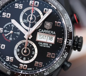 TAG Heuer Carrera Calibre 16 Day-Date ref. CV2A81.FC6237